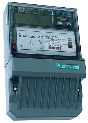 Счетчик электроэнергии меркурий 230 arт2