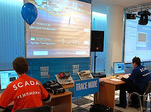 SCADA-чемпионат, управление производством
