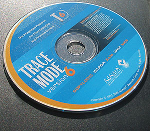 SCADA TRACE MODE CD